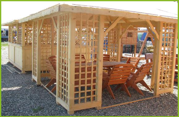 Juszczyk Produkcja Oraz Sprzedaż Altan Drewnianych